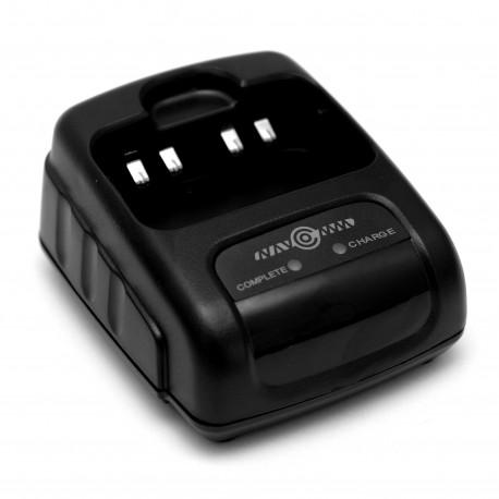 Desktop charger for TK-7xx radio series