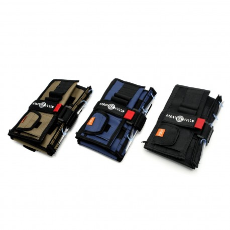 Compact kneeboard