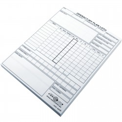 Operational flight plan - sheets