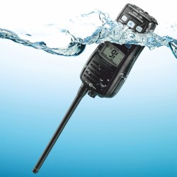 NC-33M, handheld, buoyant marine radio