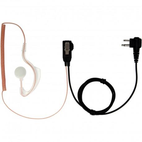 Profesjonalny zestaw słuchawkowy z mikrofonem