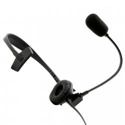 Słuchawka z mikrofonem i funkcją VOX