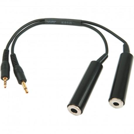 Aviadion headsets adapter PJ/S