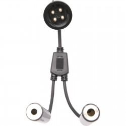 Adaptor do słuchawek lotniczych PJ/ZS-M