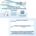 PR-2, licence to work in  NAVCOMM radio network