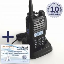 NC-900 + PR-2, zestaw promocyjny