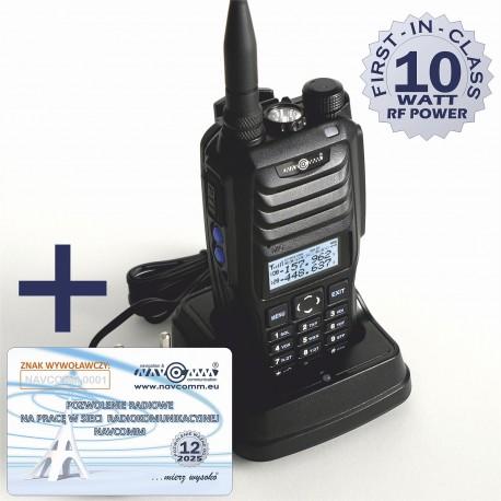 Zestaw promocyjny NC-900 + PR-2
