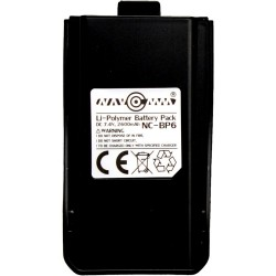 Battery for NC-900, 2600mAh
