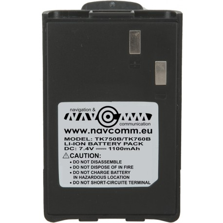 Battery for TK-7xx series, 1100mAh
