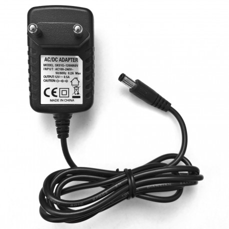 AC adapter for NC-Z1 desktop charger