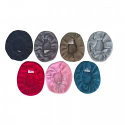 Nakładki materiałowe na słuchawki