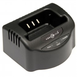 Desktop charger for NC-55A radio