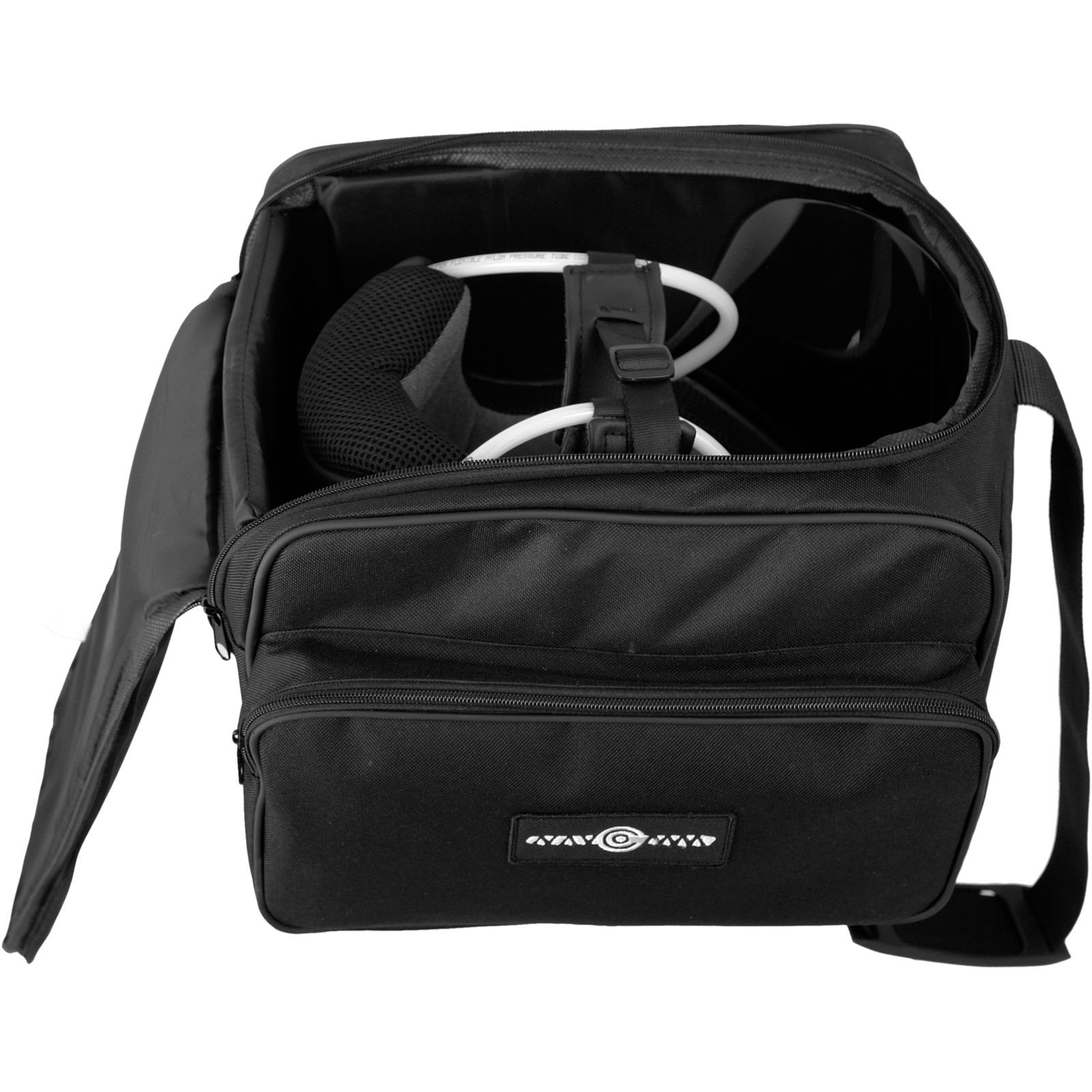 TRANSPORT BAG FOR A PPG HELMET