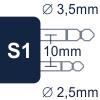 S1 (Icom A-6, A-24, NC-55A)