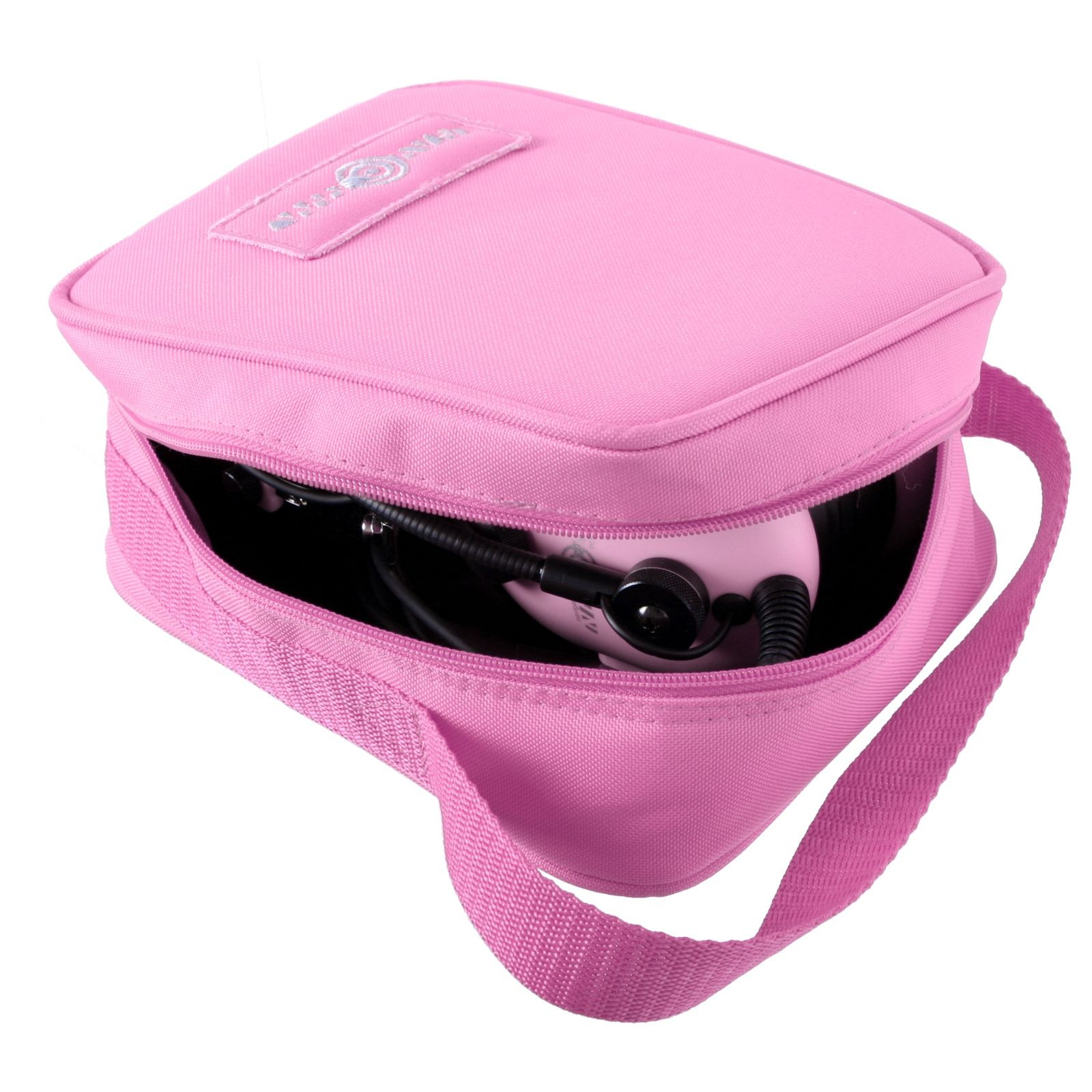 BAG FOR PINK HEADSETS