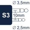 S3 (Icom, poza lotniczymi)