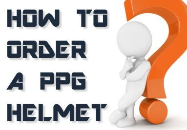 HOW THE COMPLETE A PPG HELMET